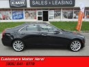 Used 2013 Cadillac ATS 3.6 Premium Collection  ADAP-CC, CUE, NAV, EXEC-CAR for sale in St Catharines, ON