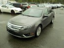 Used 2010 Ford Fusion Hybrid Sedan for sale in Burnaby, BC