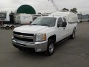 Used 2007 Chevrolet Silverado 2500HD Extra Cab Long Box 4WD w/ Canopy for sale in Burnaby, BC