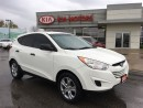 Used 2012 Hyundai Tucson GL BLUETOOTH - HEATED SEATS - TINT for sale in Woodstock, ON