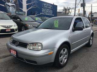 Used 2003 Volkswagen GTI for sale in Scarborough, ON