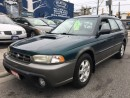 Used 1999 Subaru Legacy Wagon Outback for sale in Scarborough, ON