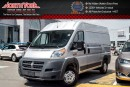 Used 2016 RAM Cargo Van ProMaster HighRoof|Backup Cam|Bluetooth|Sat Radio|AC for sale in Thornhill, ON