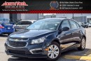 Used 2016 Chevrolet Cruze Limited LT|Sun&SoundPkgs|Sunroof|PioneerAudio|BackUpCam| for sale in Thornhill, ON