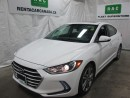 Used 2017 Hyundai Elantra GLS for sale in Kingston, ON