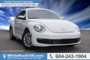 Used 2016 Volkswagen Beetle 1.8 TSI Trendline CONVENIENCE PACKAGE- TOUCHSCREEN RADIO, HEATED SEATS & REARVIEW BACKUP CAMERA for sale in Surrey, BC
