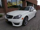 Used 2012 Mercedes-Benz C-Class for sale in Woodbridge, ON
