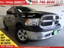 Used 2014 Dodge Ram 1500 SXT| 4X4| HEMI| LOCAL TRADE| TOUCH SCREEN| for sale in Burlington, ON
