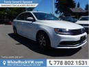 Used 2016 Volkswagen Jetta 1.4 TSI Comfortline TOUCHSCREEN MEDIA, BACKUP CAMERA, APP-CONNECT for sale in Surrey, BC