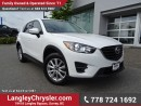 Used 2016 Mazda CX-5 GX W/ ALL-WHEEL DRIVE, BLUETOOTH & KEYLESS GO for sale in Surrey, BC