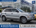 Used 2007 Hyundai Tucson GL LOW KILOMETRES for sale in Abbotsford, BC