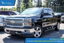 Used 2014 Chevrolet Silverado 1500 1LT Satellite Radio, Heated Seats, and Backup Camera for sale in Port Coquitlam, BC
