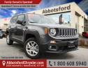 Used 2016 Jeep Renegade North X-DEMO for sale in Abbotsford, BC
