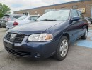 Used 2006 Nissan Sentra 1.8 S for sale in Scarborough, ON