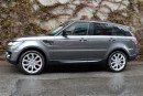 Used 2014 Land Rover Range Rover Sport V8 Supercharged 4WD for sale in Vancouver, BC