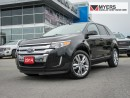 Used 2014 Ford Edge LIMITED, NAV, PANO SUNROOF, LEATHER for sale in Ottawa, ON
