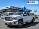 Used 2015 GMC Sierra 1500 SLT, SUNROOF, CREW CAB 6'6 BOX for sale in Ottawa, ON