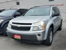 Used 2005 Chevrolet Equinox LS for sale in Scarborough, ON