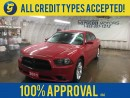 Used 2011 Dodge Charger SXT*POWER SUNROOF*U CONNECT PHONE*8.4