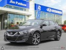 Used 2017 Nissan Maxima SV-Leather Heated Seat- Navi-Camera-Bluetooth for sale in Port Coquitlam, BC