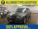 Used 2011 Chevrolet Malibu LT*KEYLESS ENTRY*ALLOYS*AM/FM/CD/AUX*ON STAR PHONE CONNECT*POWER WINDOWS/LOCKS/MIRRORS*RAIN GUARDS* for sale in Cambridge, ON