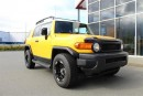 Used 2007 Toyota FJ Cruiser Base for sale in Courtenay, BC