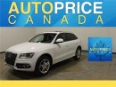 Used 2013 Audi Q5 2.0T NAVIGATION PANOROOF for sale in Mississauga, ON