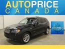 Used 2014 BMW X3 NAVIGATION EXECUTIVE PKG PANOROOF for sale in Mississauga, ON