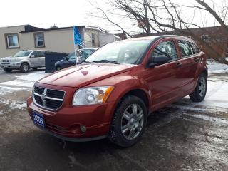 Used 2008 Dodge Caliber SXTcertified for sale in Oshawa, ON