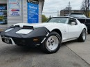 Used 1977 Chevrolet Corvette for sale in Whitby, ON