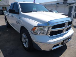 Used 2013 RAM 1500 SLT,QUAD CAB for sale in Fort Erie, ON