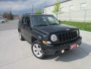 Used 2013 Jeep Patriot 4 Door, 4X4, Automatic, Certify, 3/Y warranty avai for sale in North York, ON