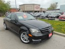 Used 2014 Mercedes-Benz C-Class C300-4MATIC-NAVI-CAMERA-BLIND SPOT ASSIST for sale in Scarborough, ON