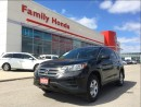 Used 2013 Honda CR-V LX (A5) for sale in Brampton, ON