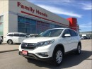 Used 2016 Honda CR-V SE for sale in Brampton, ON