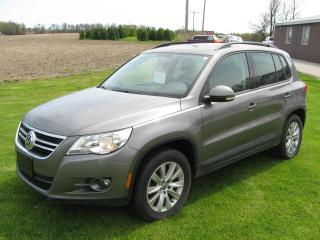Used 2010 Volkswagen Tiguan 4Motion for sale in Burgessville, ON