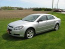 Used 2012 Chevrolet Malibu LS for sale in Burgessville, ON