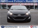 Used 2013 Hyundai Elantra GLS MODEL, ALLOYS, SUNROOF for sale in North York, ON