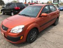 Used 2009 Kia Rio EX CONVENIENCE l 4 DOOR GAS SAVER for sale in Waterloo, ON