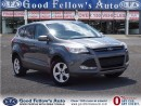 Used 2014 Ford Escape SE MODEL, 4WD, CAMERA, 1.6L ECOBOOST for sale in North York, ON