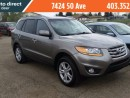 Used 2011 Hyundai Santa Fe Limited 3.5 All-wheel Drive for sale in Red Deer, AB