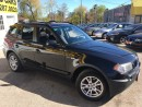 Used 2005 BMW X3 2.5i/AWD/LEATHER/ROOF/LOADED/ALLOYS for sale in Scarborough, ON