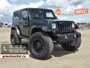 Used 2013 Jeep Wrangler Sahara for sale in Edmonton, AB