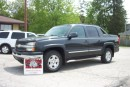 Used 2006 Chevrolet Avalanche Z71 for sale in Glencoe, ON