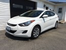 Used 2012 Hyundai Elantra GL for sale in Kingston, ON