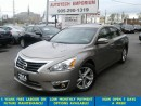 Used 2014 Nissan Altima SL Tech. Navigation/BlindSpot/Camera for sale in Mississauga, ON