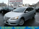 Used 2014 Nissan Sentra 1.8 S Automatic Bluetooth/All Power &GPS* for sale in Mississauga, ON