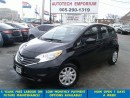 Used 2015 Nissan Versa Auto BkupCamera/B.tooth&GPS*$35/wkly for sale in Mississauga, ON