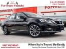 Used 2013 Honda Accord Sedan SPORT | REAR-VIEW CAMERA | BLUETOOTH | GREAT CONDI for sale in Scarborough, ON