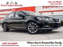 Used 2015 Honda Accord Sedan SPORT | ONE OWNER | SPORT WHEELS - FORMULA HONDA for sale in Scarborough, ON